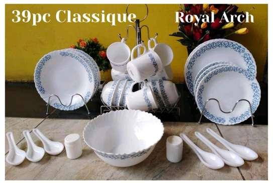 39pc dinner set/ diva dinner set/opal dinner set image 7