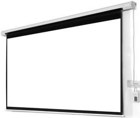 Motorised 96 Inch Projection Screen image 1