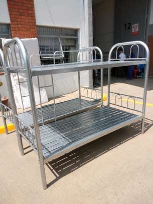 4*6 double decker metalic imported bed