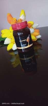Pure raw honey image 2