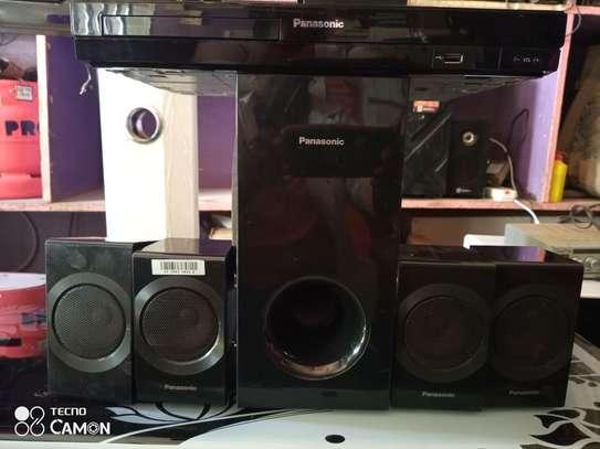 Panasonic home theater system image 3
