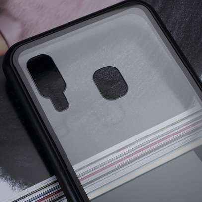 Magnetic Double-sided 360 Full Protection Glass Case for Samsung A70 A60 A50 A40 A30 image 7