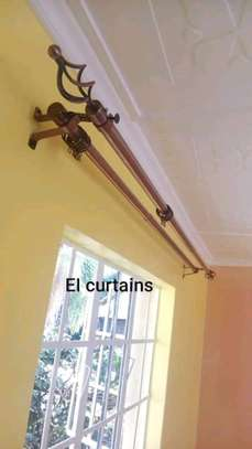 Curtain Rods and rails image 1