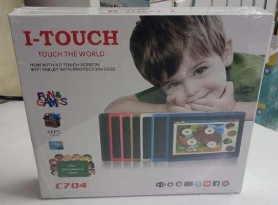 Kids Tablet 16gb STRORAGE 2gb RAM Wifi. image 1