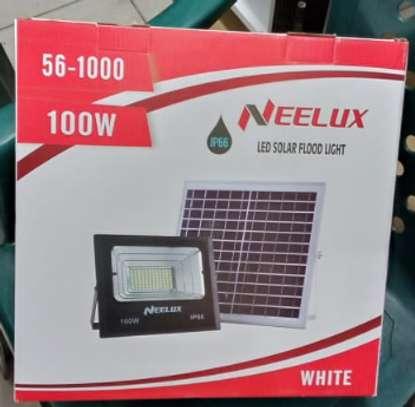 neelux 100w floodlight. image 1