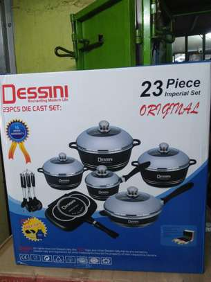 Dessini Cookware 22Pieces image 4