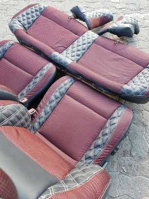 Boss Customz: Complete Interior Car Renew Upholstery image 5