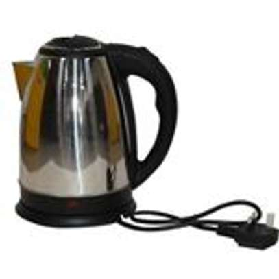 Lyons Cordless Stainless Steel Electric Kettle - 1.8L image 3