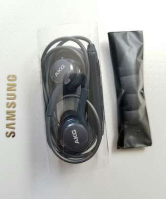 Authentic Samsung AKG Earbuds with Case image 1