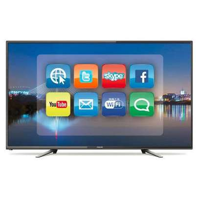 NOBEL 43  inch smart android TV at 22500 image 1