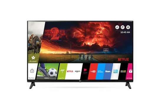 LG 43 inch smart TV image 1