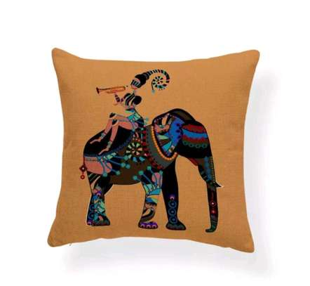 African themed cushion covers image 6