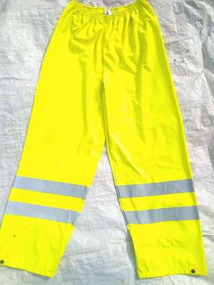 reflective waterproof trouser image 1