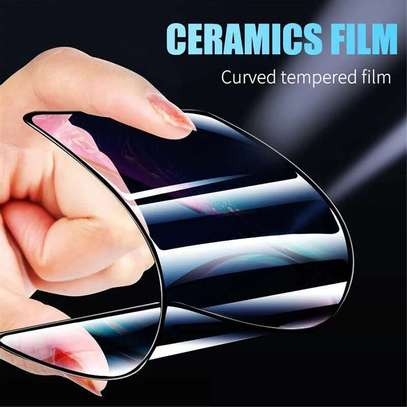 Ceramic 5D Full Glue Glass Protector Flexible Anti-Break,Anti-Fingerprint for iPhone 11 image 5