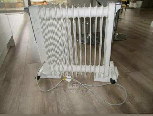 Efficient Room Heaters,Oil Radiator Room Heater image 1