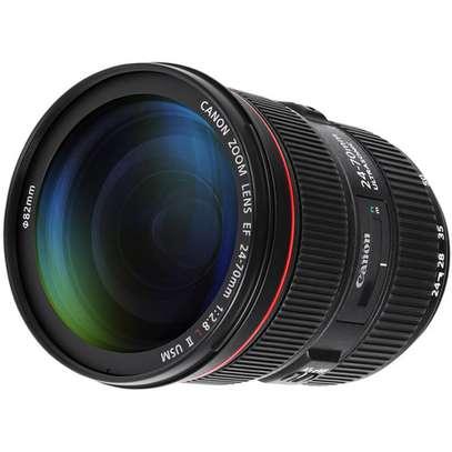 Canon EF 24-70mm f/2.8L II USM Lens image 2
