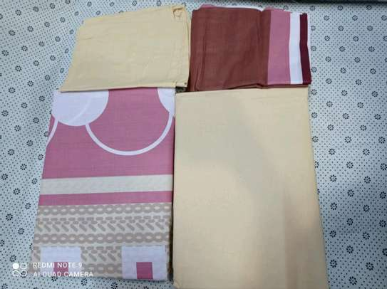 Cotton mix match Bedsheets image 14
