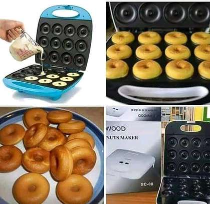 Donut makers on offer image 1