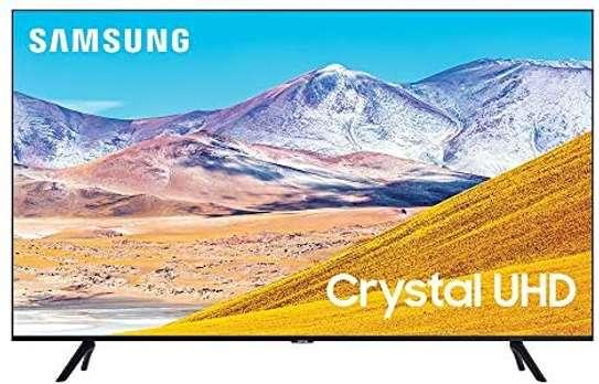 """55"""" SAMSUNG CRYSTAL UHD  4K TU8000 image 2"""