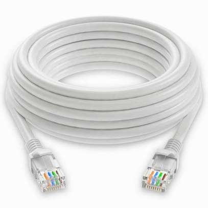 Ethernet cable(65feet/20m), cat5e ethernet patch cord rj45 network twisted pair lan cable