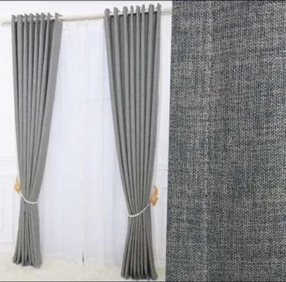 GREY AND YELLOW CURTAINS image 3