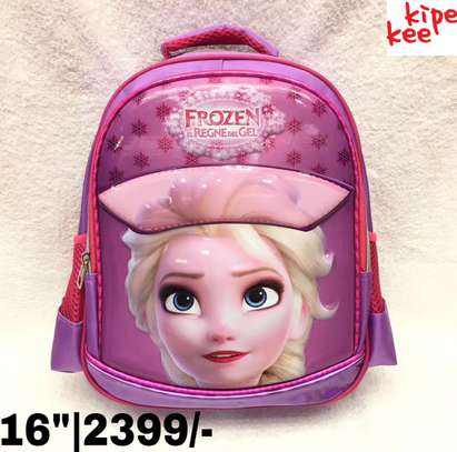 Back Pack School Bags