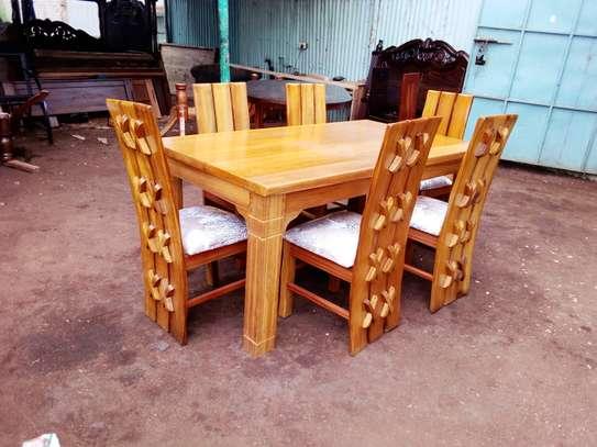 6 Seater Dinning set