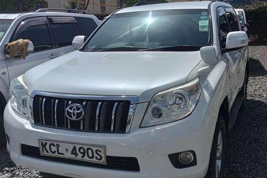 Toyota Land Cruiser Prado VX V6 image 3