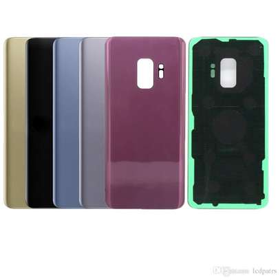 Battery Cover Replacement Back Door Housing Case For Samsung Galaxy S9 S9 Plus image 3