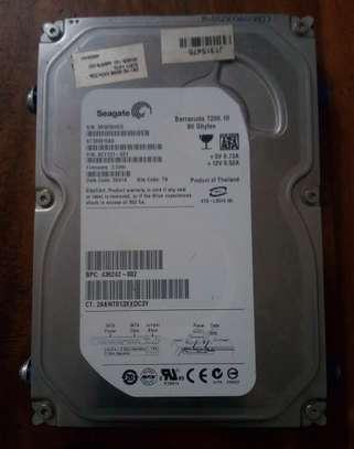 Seagate 80GB Hard Drive Desktop image 1