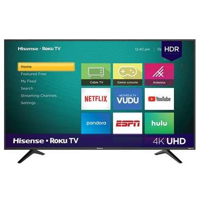 Hisense 55'' UHD B706 android tv image 2