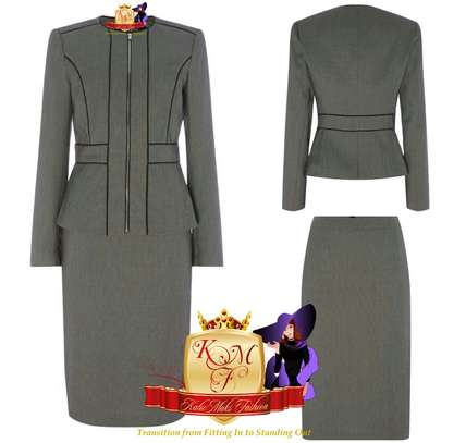Plus Size Skirt Suits Made in UK image 4