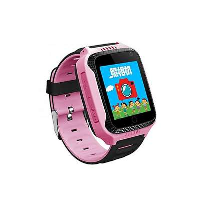 G900A GPS Kids Smart Watch Camera Phone - Pink
