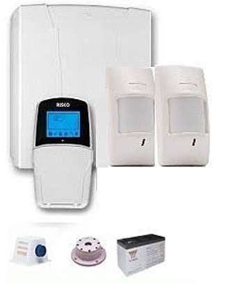 Security alarm system image 1