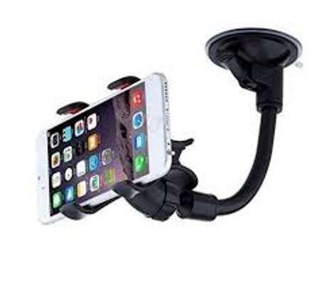 Universal car smartphone holder image 2