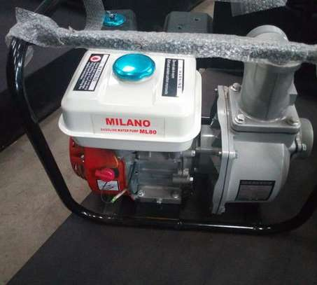 Milano water pump