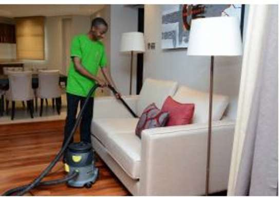 Modern Cleaning Service