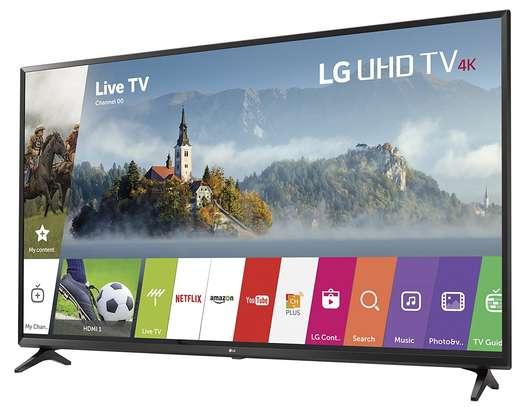 LG 43 inch smart TV UHD 4K image 1