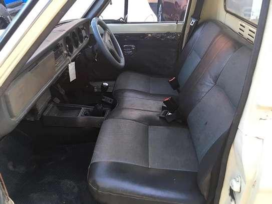 nissan datsun pickup image 9