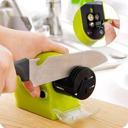 motorized knife sharpener image 1