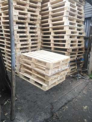 Wooden Pallets image 11