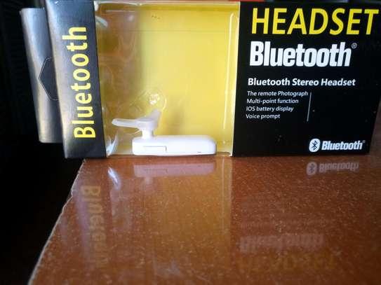 Bluetooth Stereo  Headset image 1