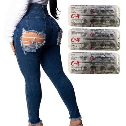 C4 Curves Butt Hips Enlargement Bust Enhancer Tablets