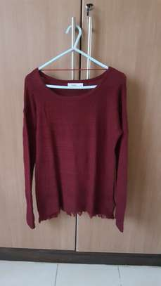 Sweater Top image 1