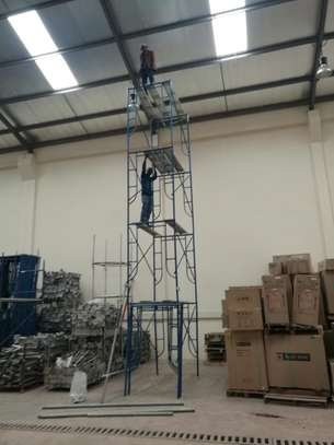 mobile scaffolding tower for hire