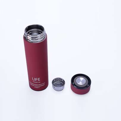 Insulated Vacuum Stainless Steel Thermos Flask 500ml