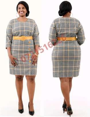 straight dress image 1