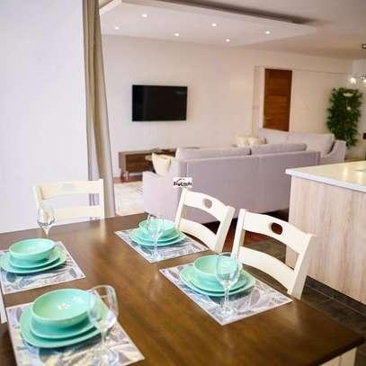 Furnished 2 bedroom apartment for rent in Kilimani image 4
