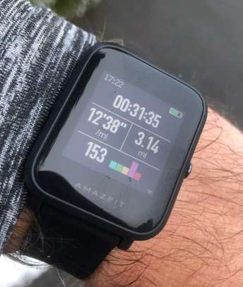 Amazfit Bip Smart Watch [English Version]Huami Amazfit GPS Smartwatch with IP68 Bluetooth 4.0 Heart Rate 45 Days Battery image 2