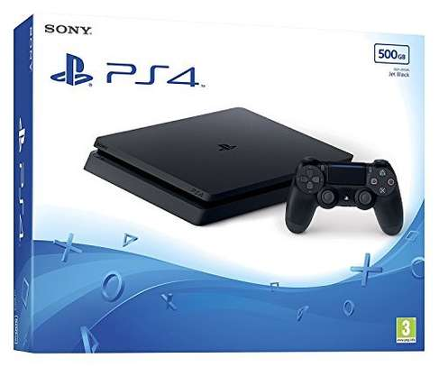 Ps4 SLIM SONY 500GB image 1